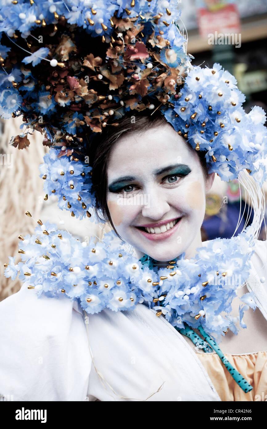 Carnaval de las Culturas, Berlín Imagen De Stock