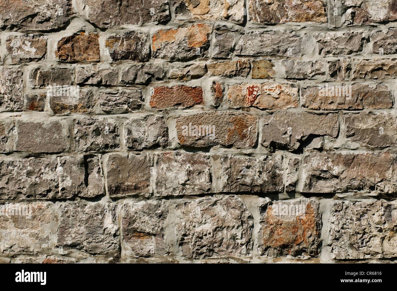 Muro de piedra Imagen De Stock