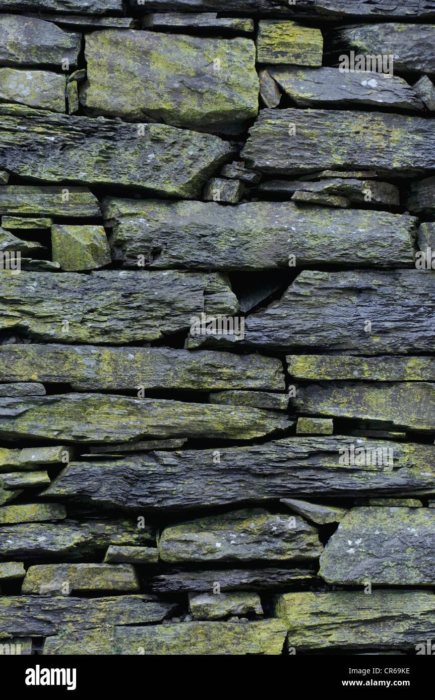 Slate im genes de stock slate fotos de stock alamy - Piedra natural pizarra ...
