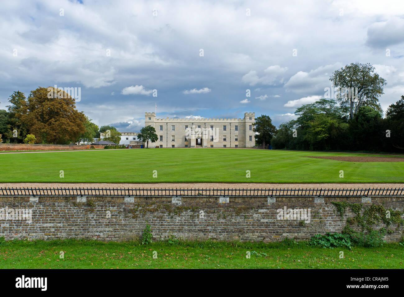 Syon House, duque de Northumberland, la residencia londinense, Isleworth, Hounslow, Londres, Inglaterra, Reino Unido, Foto de stock