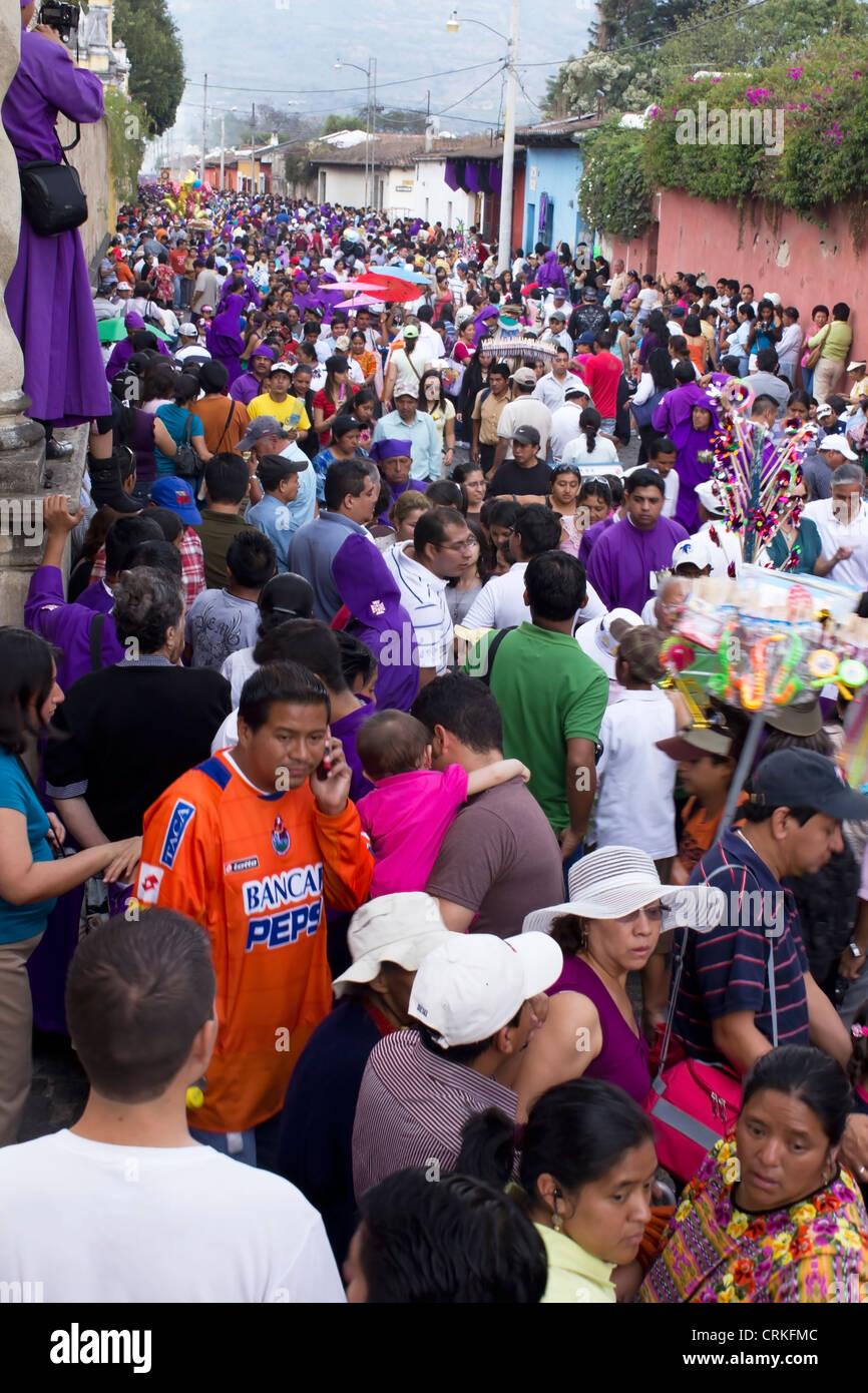 Tradiciones en Guatemala, Centroamérica Imagen De Stock