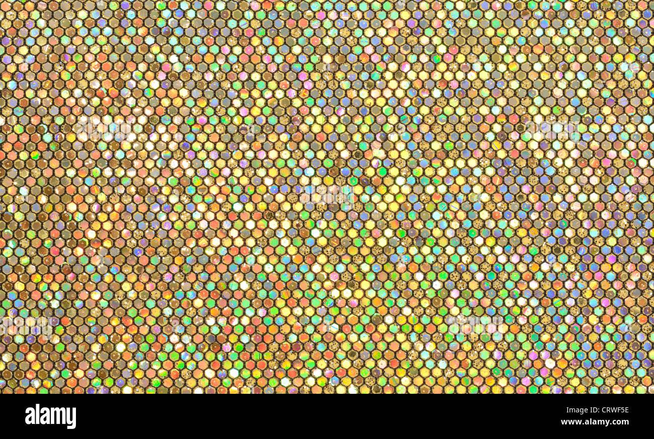 Oro patrón abstracto Imagen De Stock