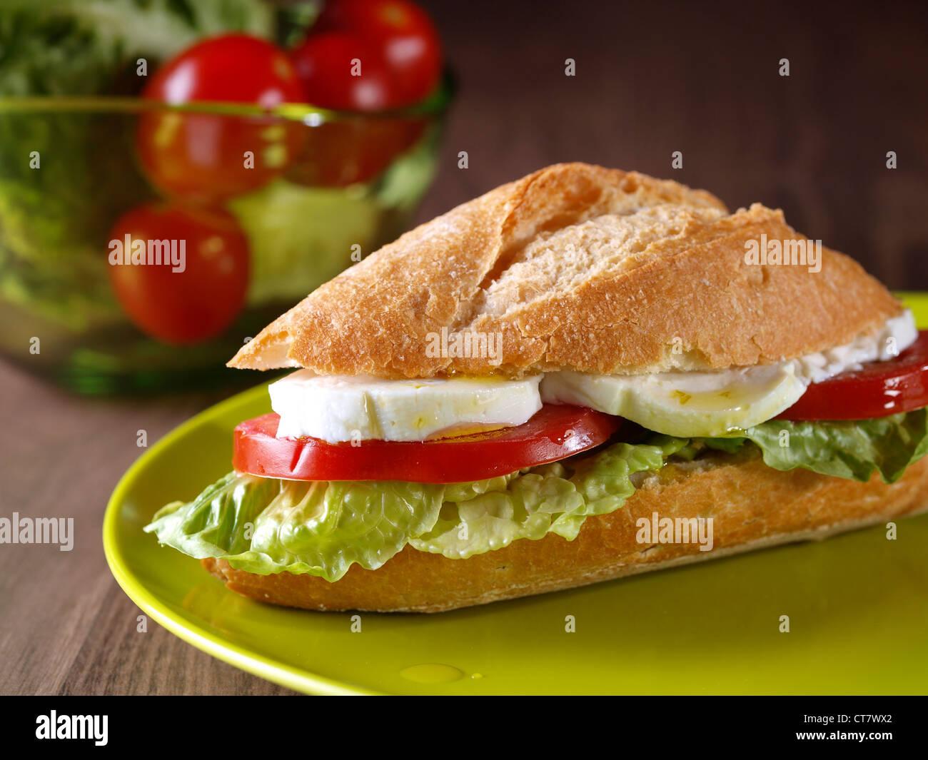 Vegetal De VegetalSandwich Sándwich VegetalesBocadillo Con OPnkw0