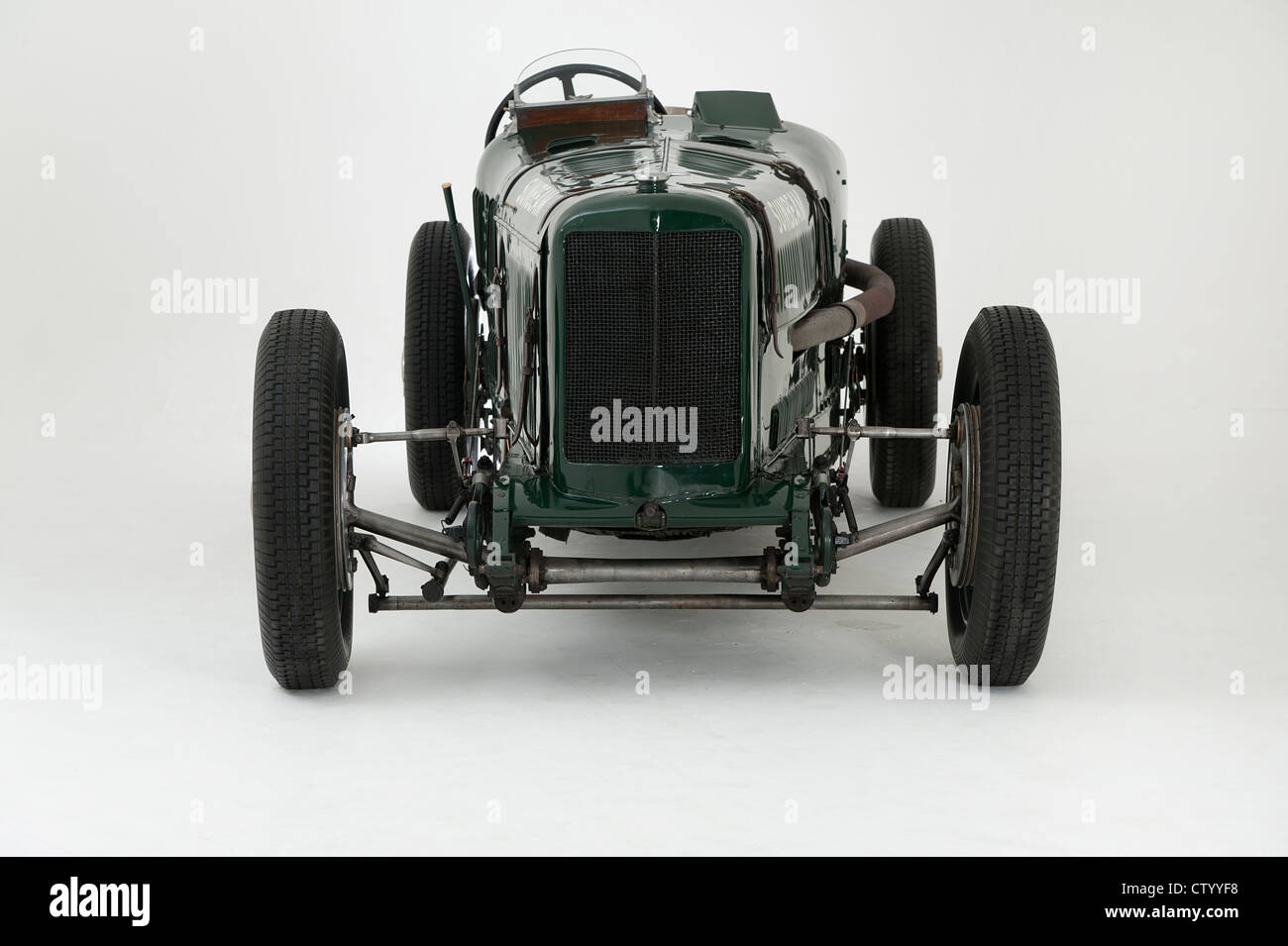 Sunbeam Cub 2 litro 1924 Foto de stock