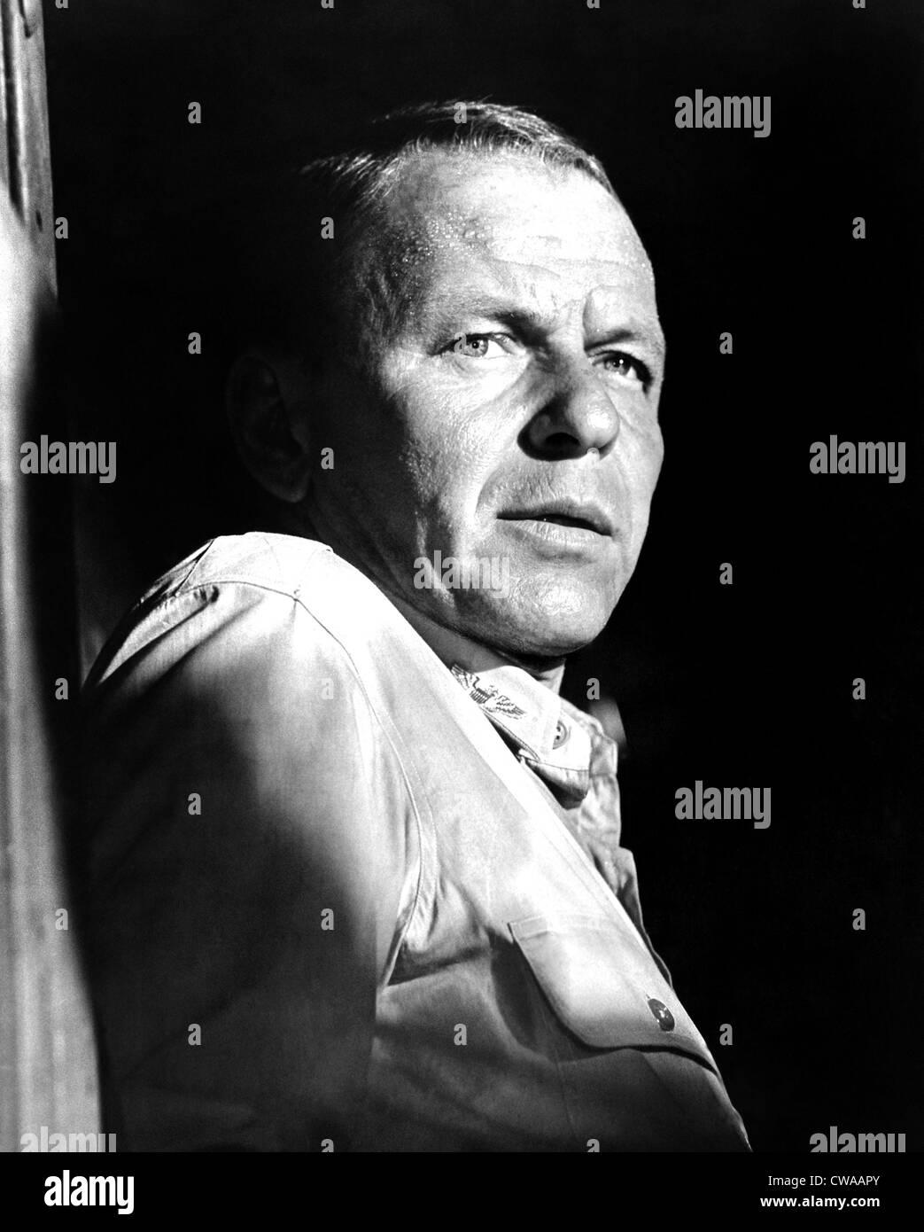 VON Ryan's Express, Frank Sinatra, 1965, TM & Copyright (c) 20th Century Fox Film Corporation. Cortesía: Imagen De Stock