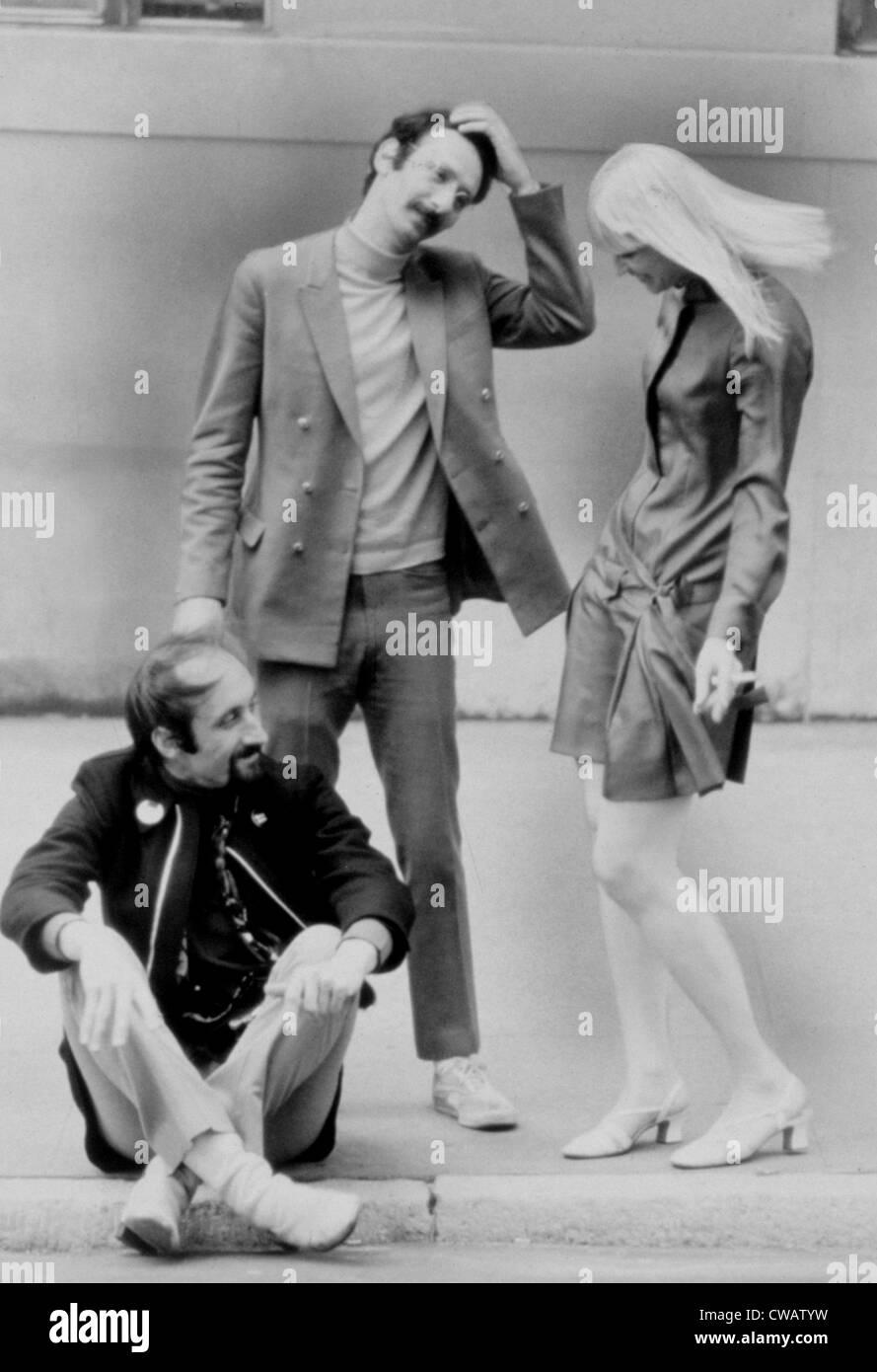 Pedro, Pablo y María. Cortesía: CSU Archives / Everett Collection Imagen De Stock