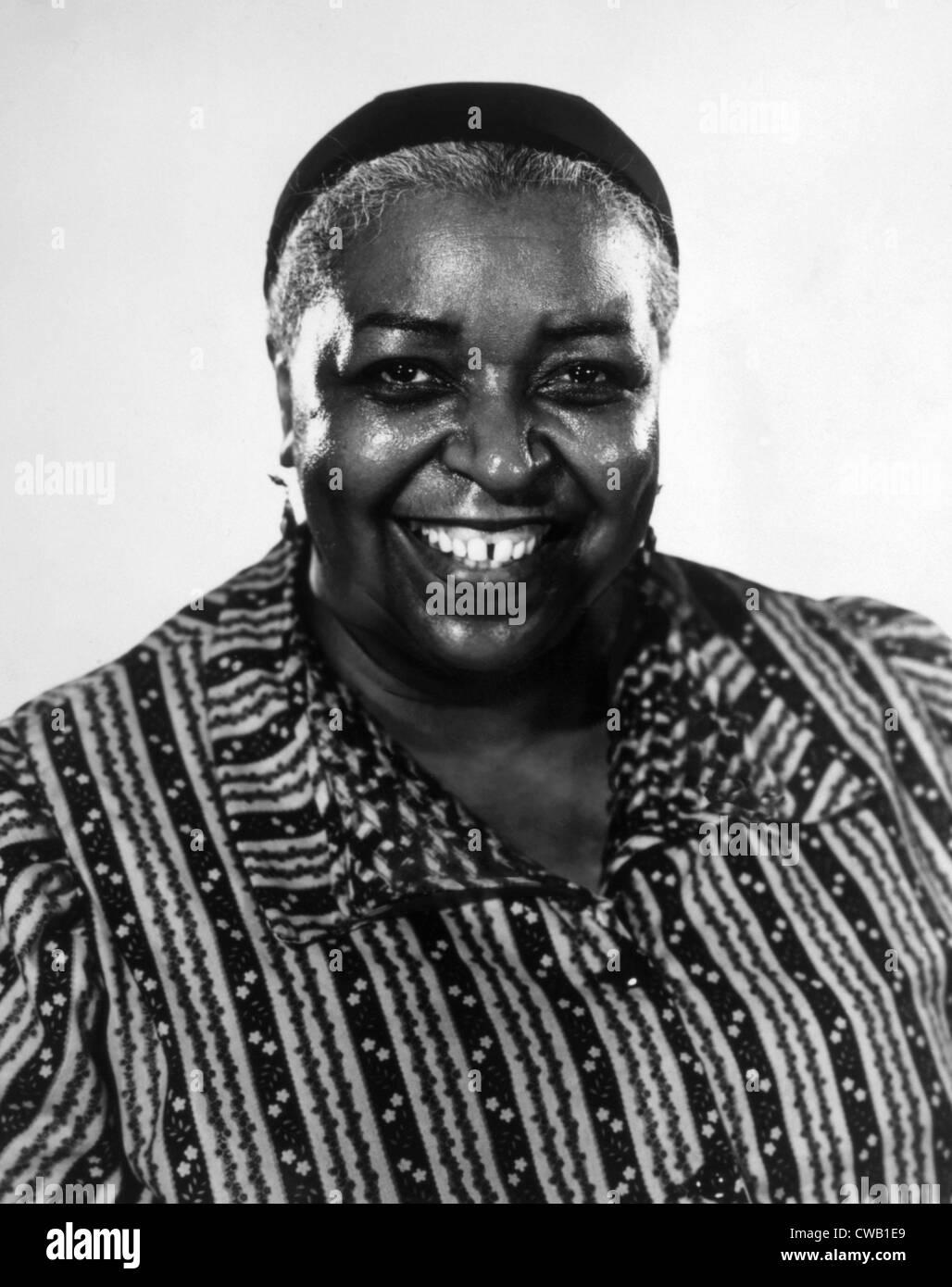 Ethel Waters, ca. 1950 Foto de stock
