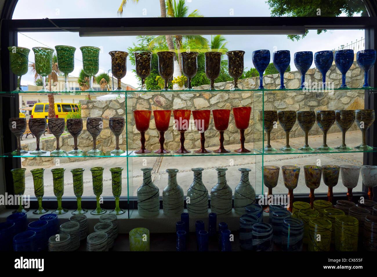 Compras, San José del Cabo, Baja California Sur, Mexico Imagen De Stock