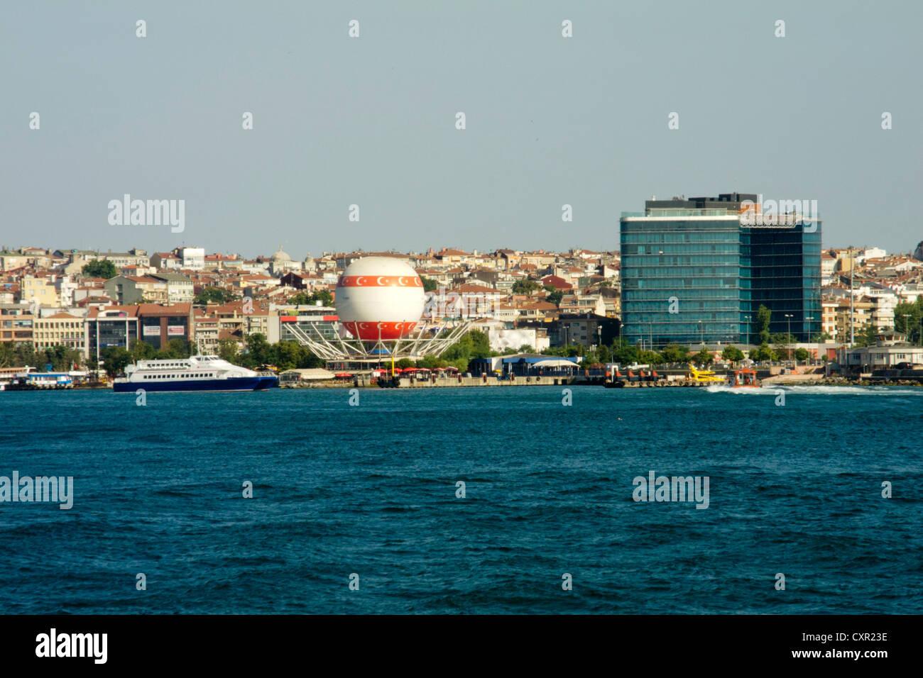 Türkei, Estambul, Kadiköy, Stadteil Moda Imagen De Stock