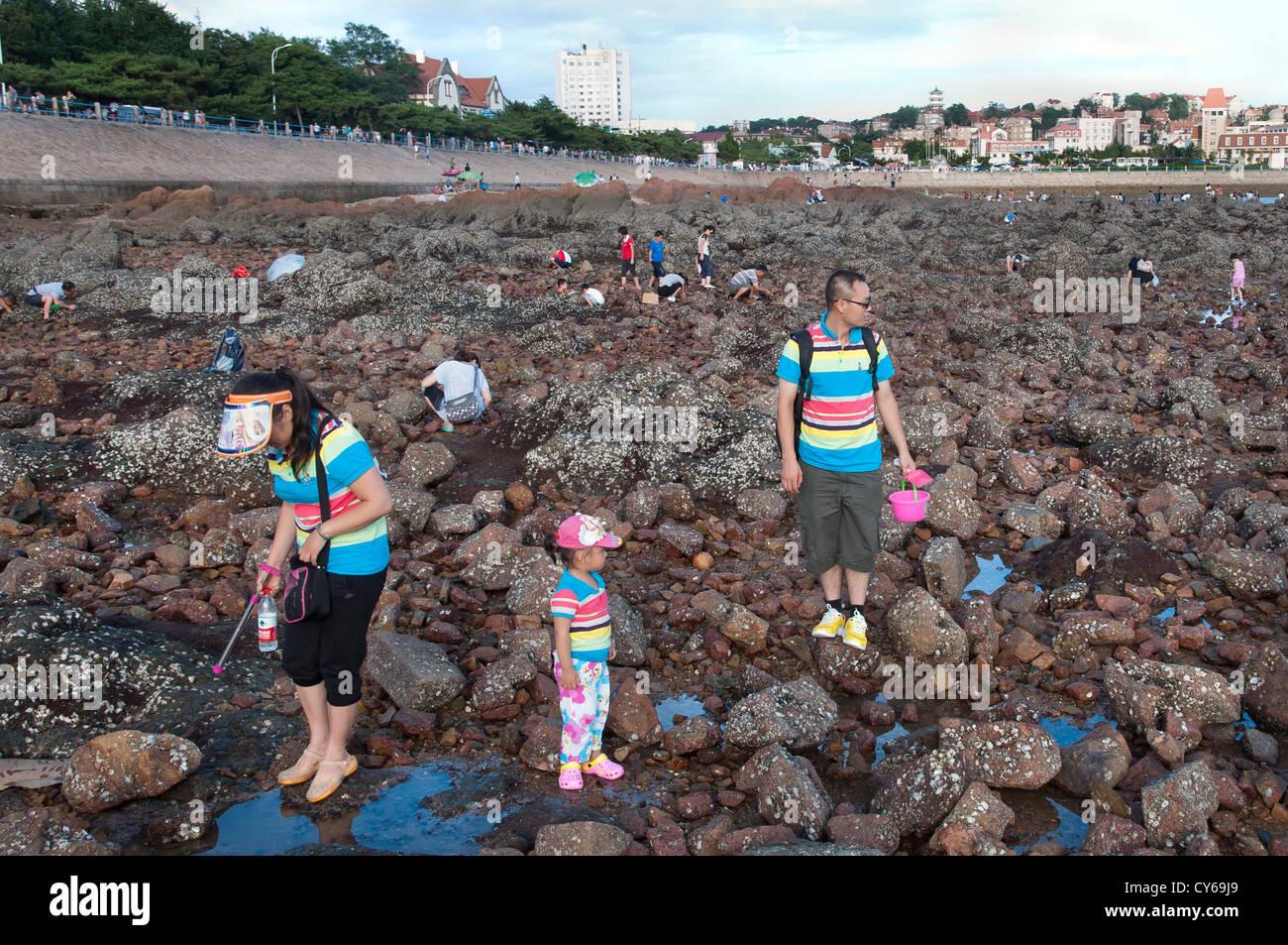 516a3fac2416b Beach Rocks China Imágenes De Stock   Beach Rocks China Fotos De ...