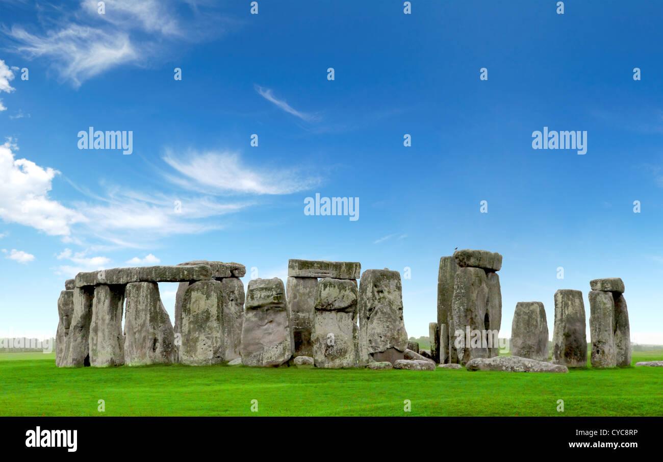 Stonehenge Imagen De Stock