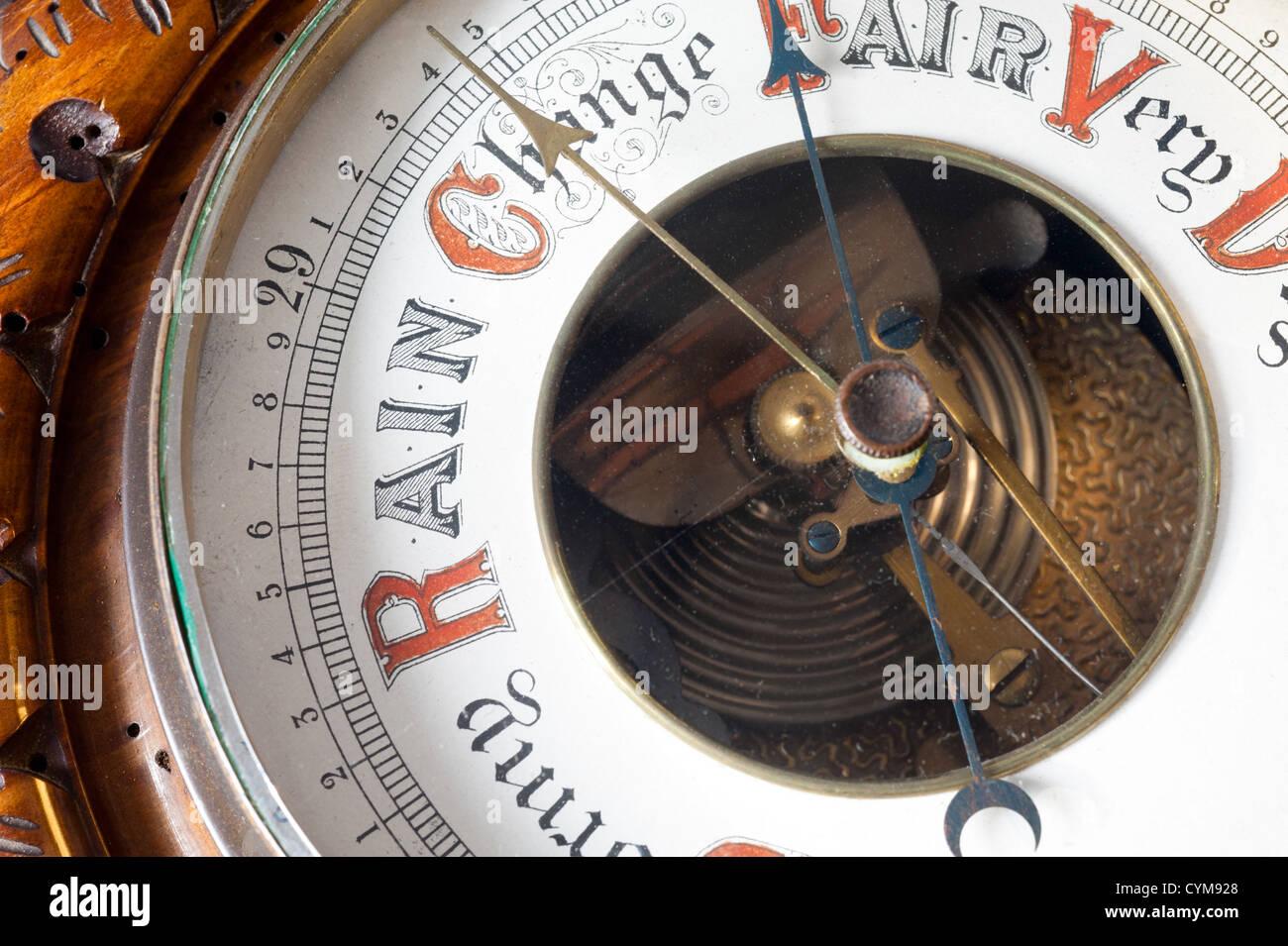 Un barómetro Imagen De Stock