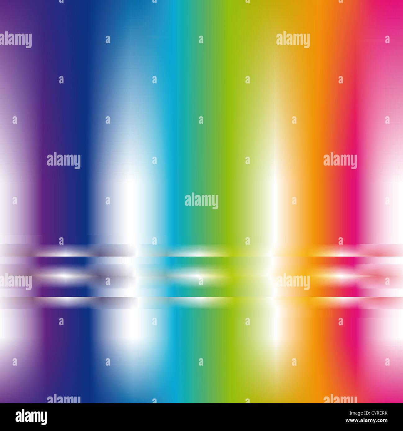 Resumen Antecedentes El cuadrado de color pastel los colores del arco iris Imagen De Stock