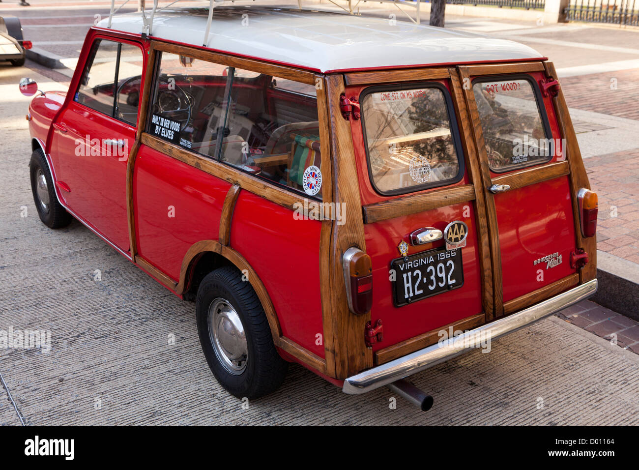 1966 Mini Traveler Imagen De Stock