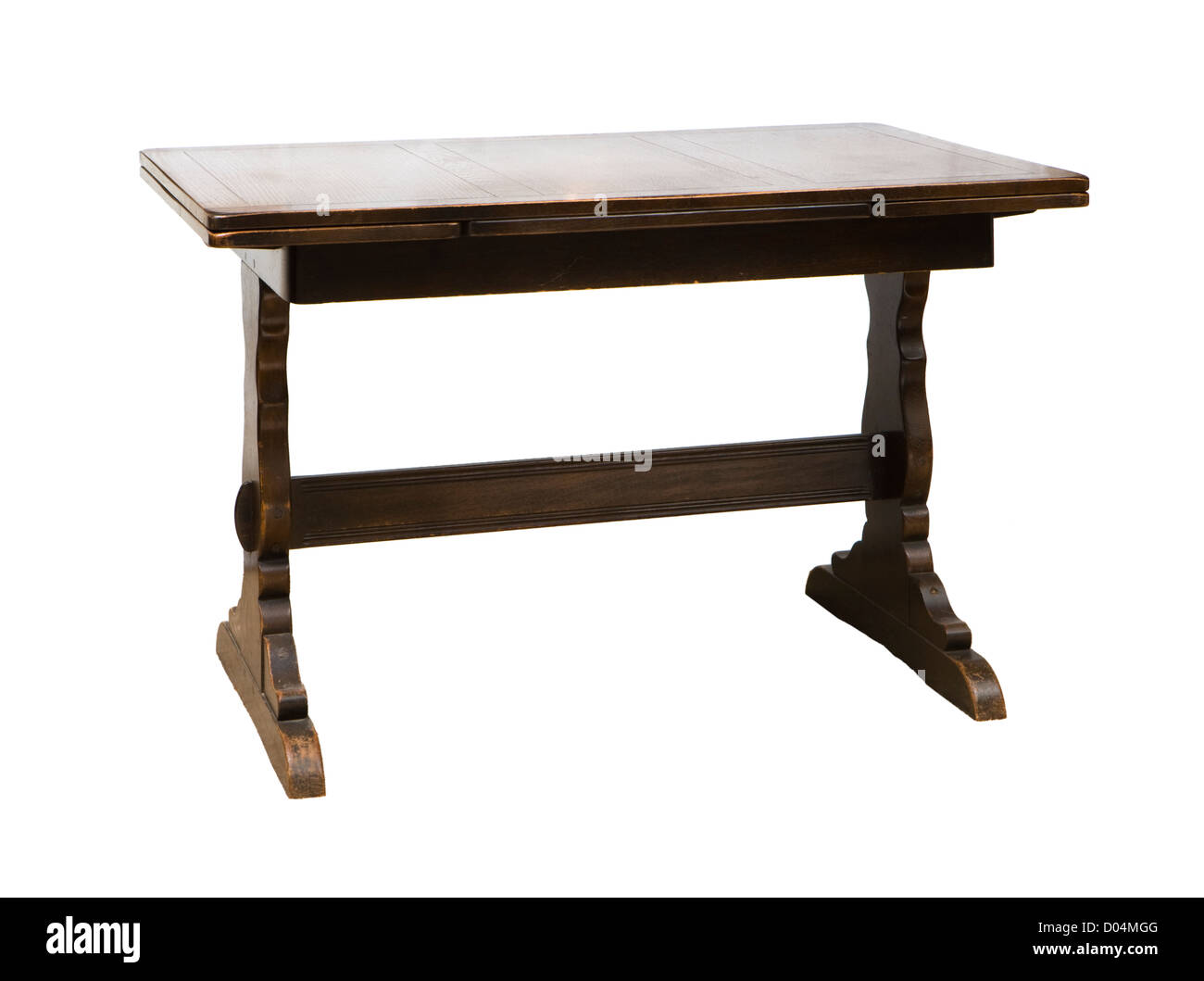 Mesa de comedor. Imagen De Stock