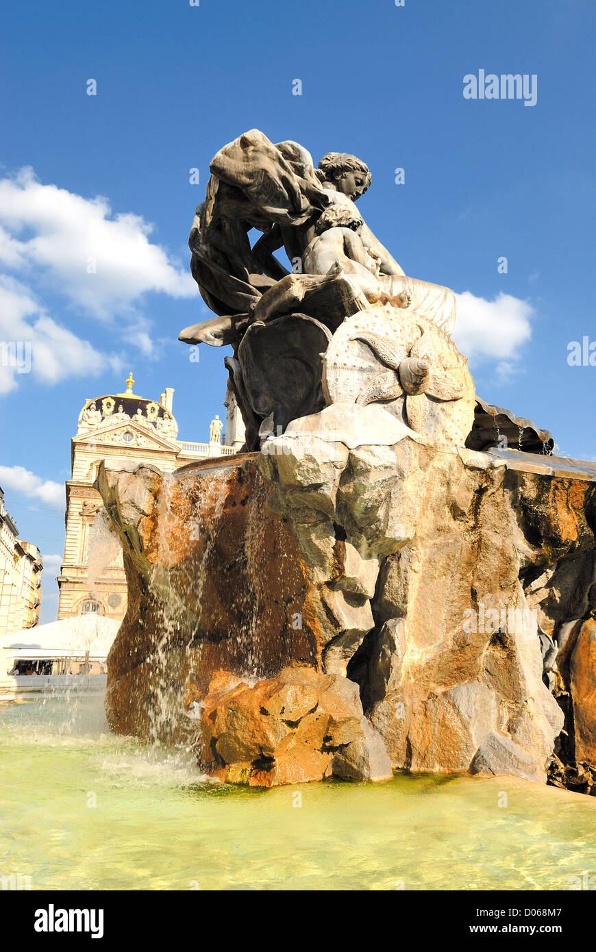 Bartholdi fue esculpida en 1889 por (responsable de la estatua de la libertad Nueva York) Imagen De Stock