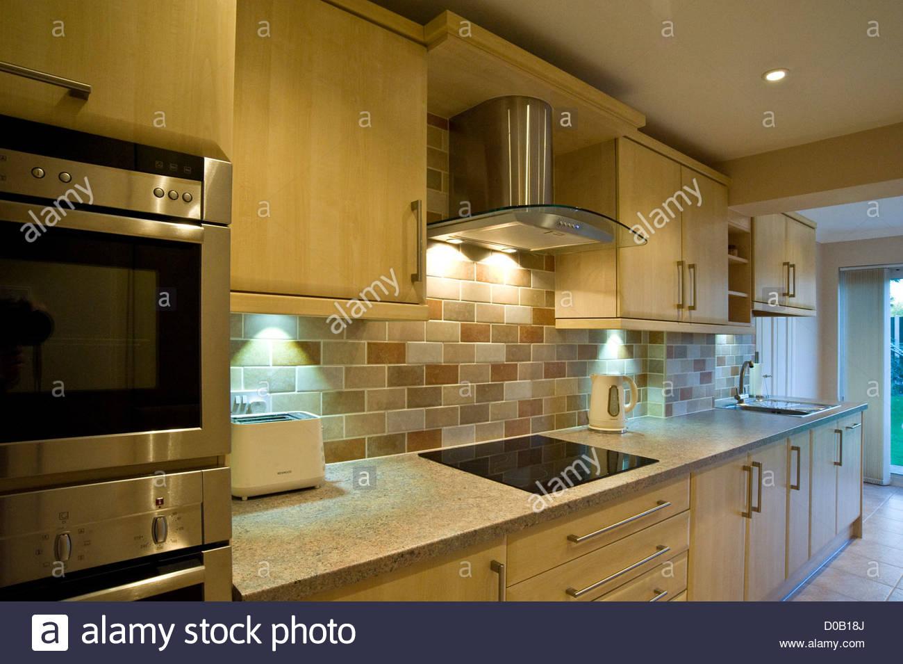 Nueva Cocina Mostrando Interior Cocina Microondas Vitrocer Mica  ~ Microondas Con Campana Extractora