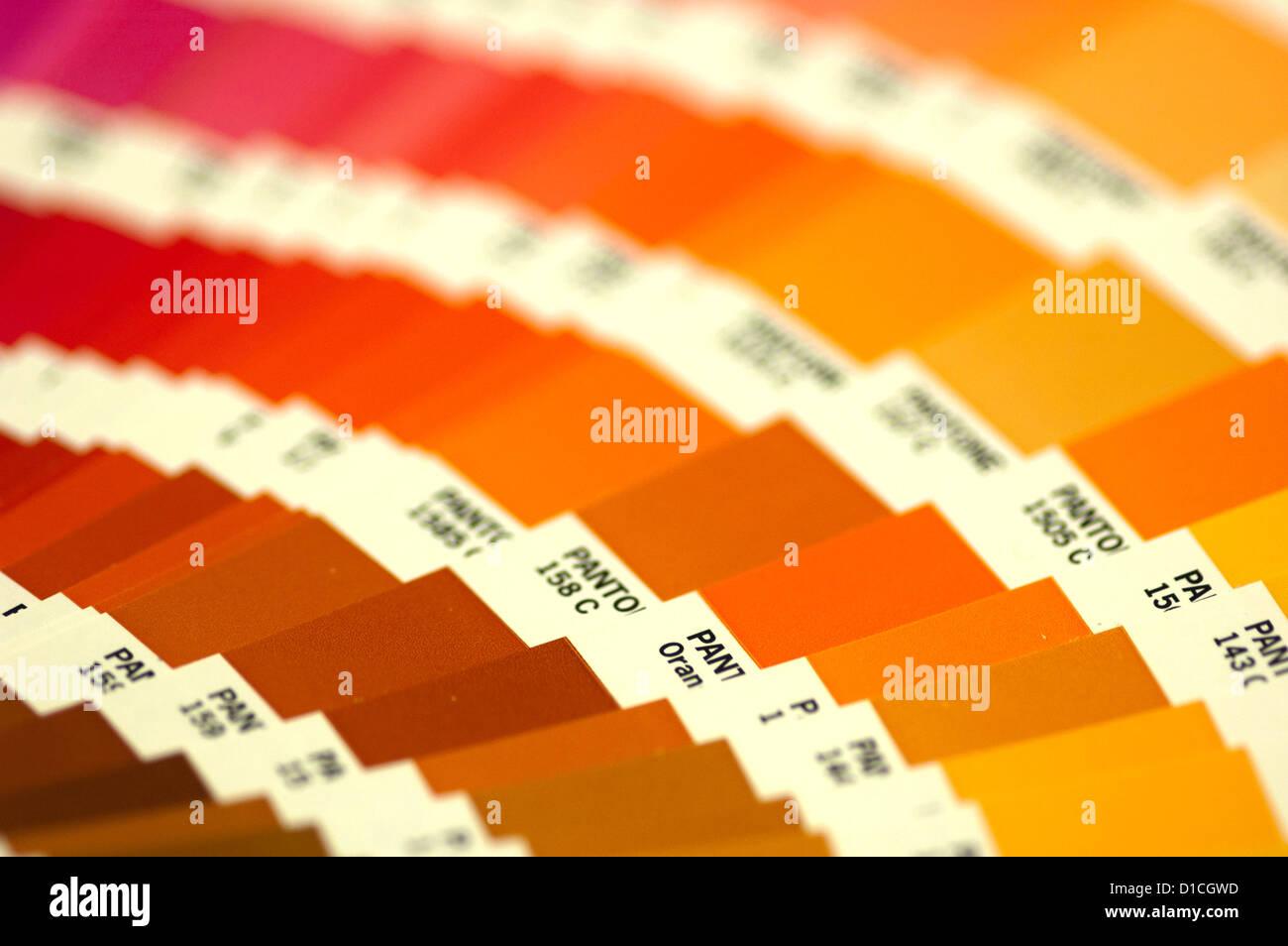 Pantone Imágenes De Stock & Pantone Fotos De Stock - Alamy