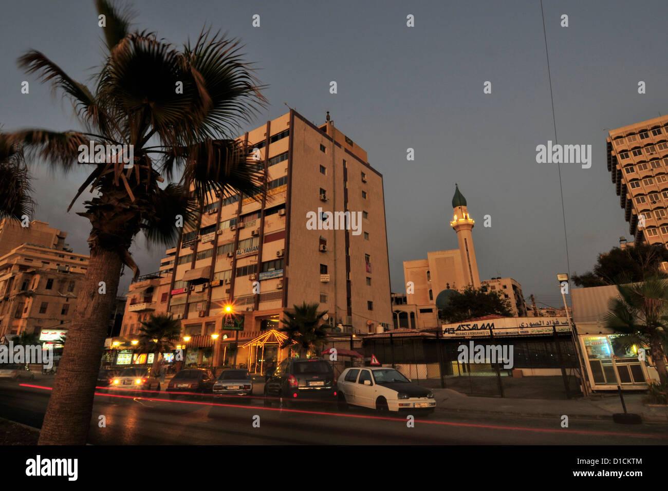 Asdi, Sidón, Líbano Meridional Imagen De Stock