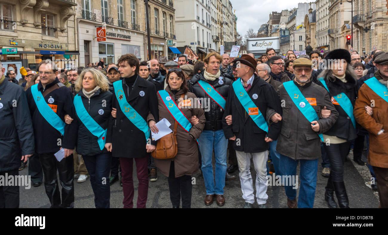 Albañiles Gay parís, francia, grupo religioso, 'gratis' albañiles