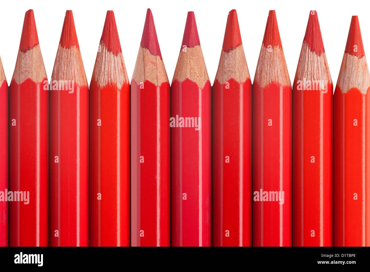 Estética roja - Página 3 Lapices-de-color-rojo-sobre-fondo-blanco-aisladas-o-lapices-de-colores-d1tbpe
