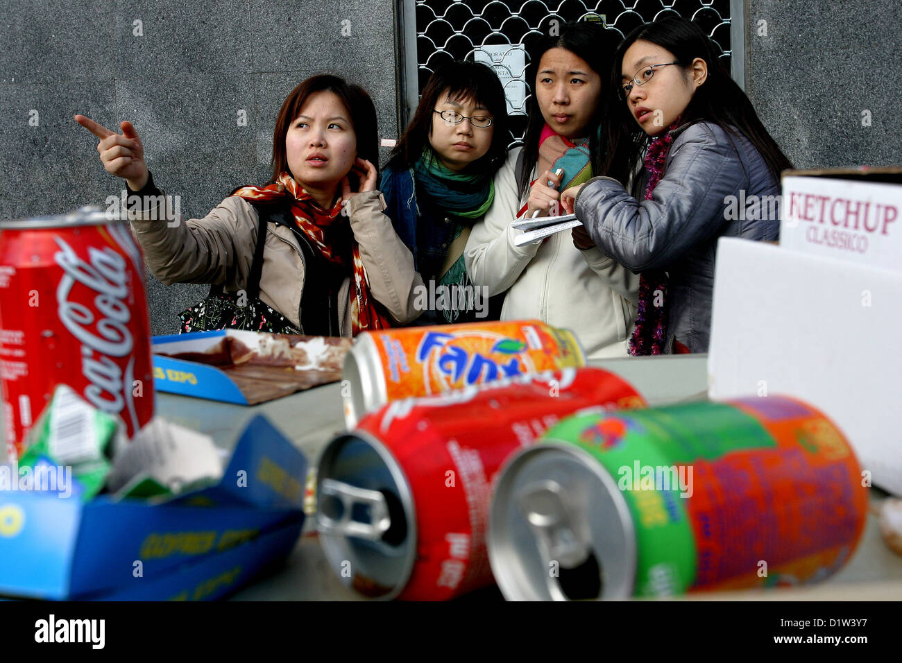 El nuevo reality chino 'Divas hit the road' traerá a sus famosos para hacer turismo.