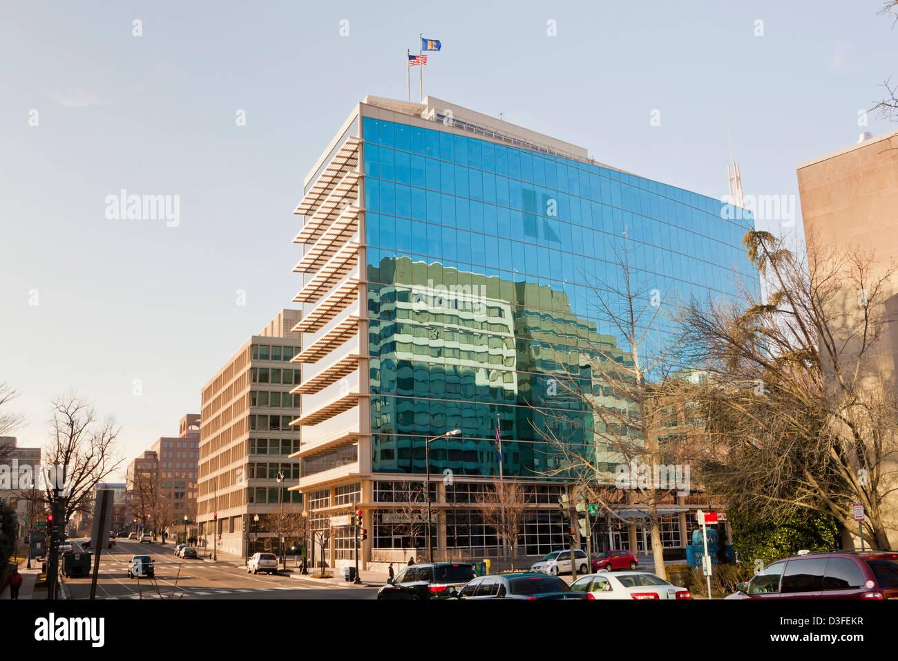 National Association of Realtors edificio - Washington, D.C. Imagen De Stock