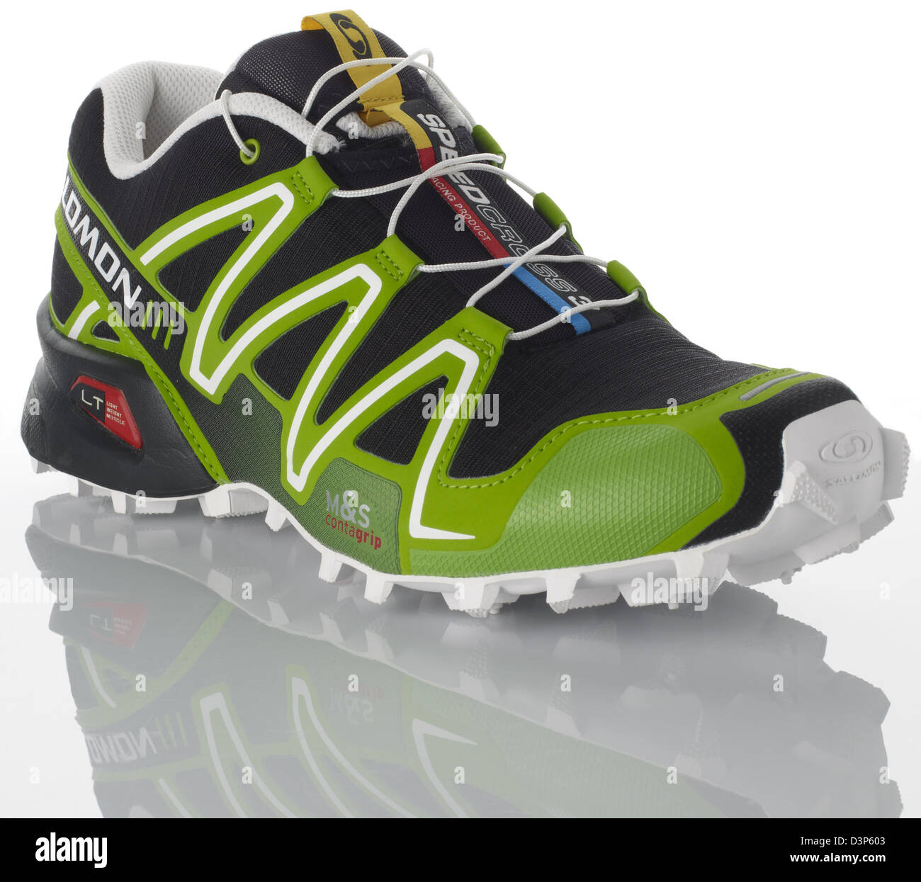 Salomon Speed Cross 3 Running Shoe Imagen De Stock