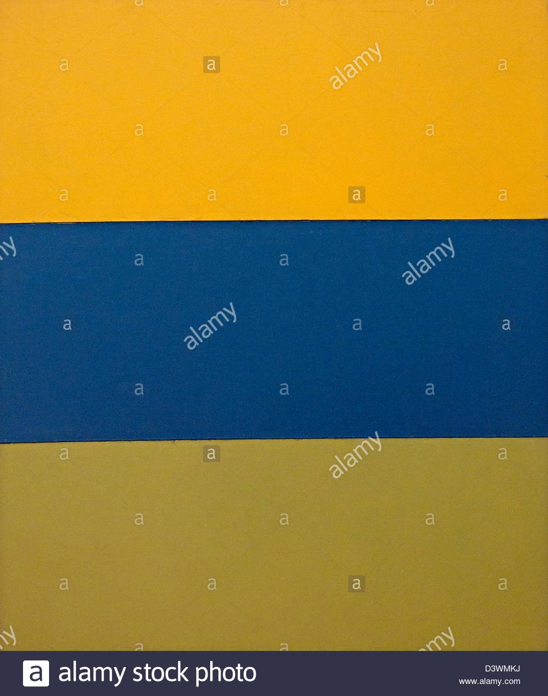 Vertical horizontal 1973 Brice Marden American Estados Unidos de América Imagen De Stock