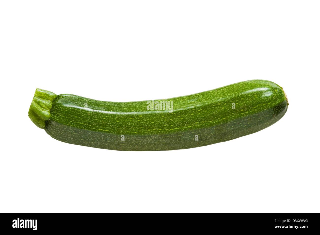 Calabacín (zucchini). Imagen De Stock