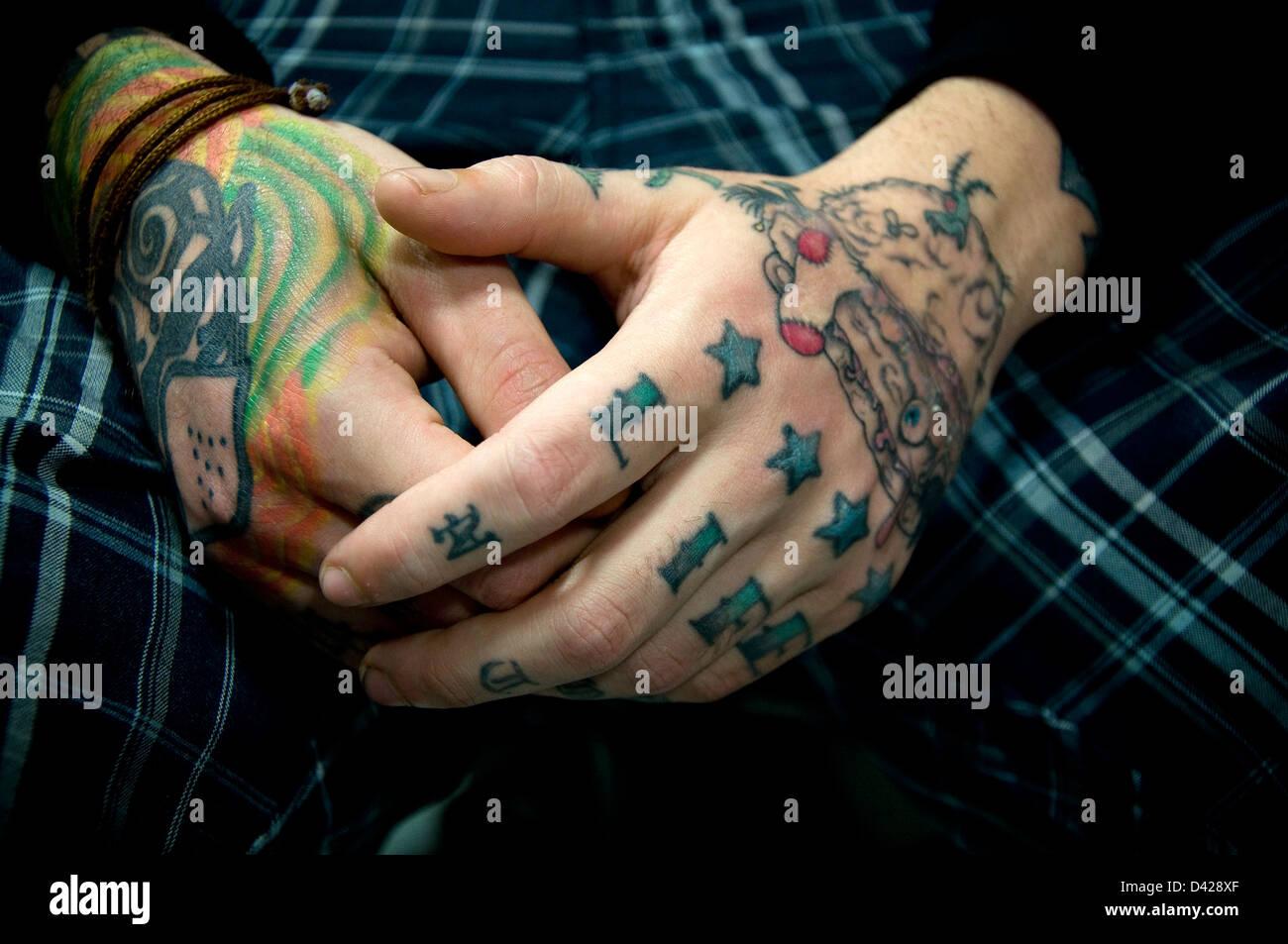 Tatuadotatuajemanosblackwork Blackwork Escarificación Tatuajes