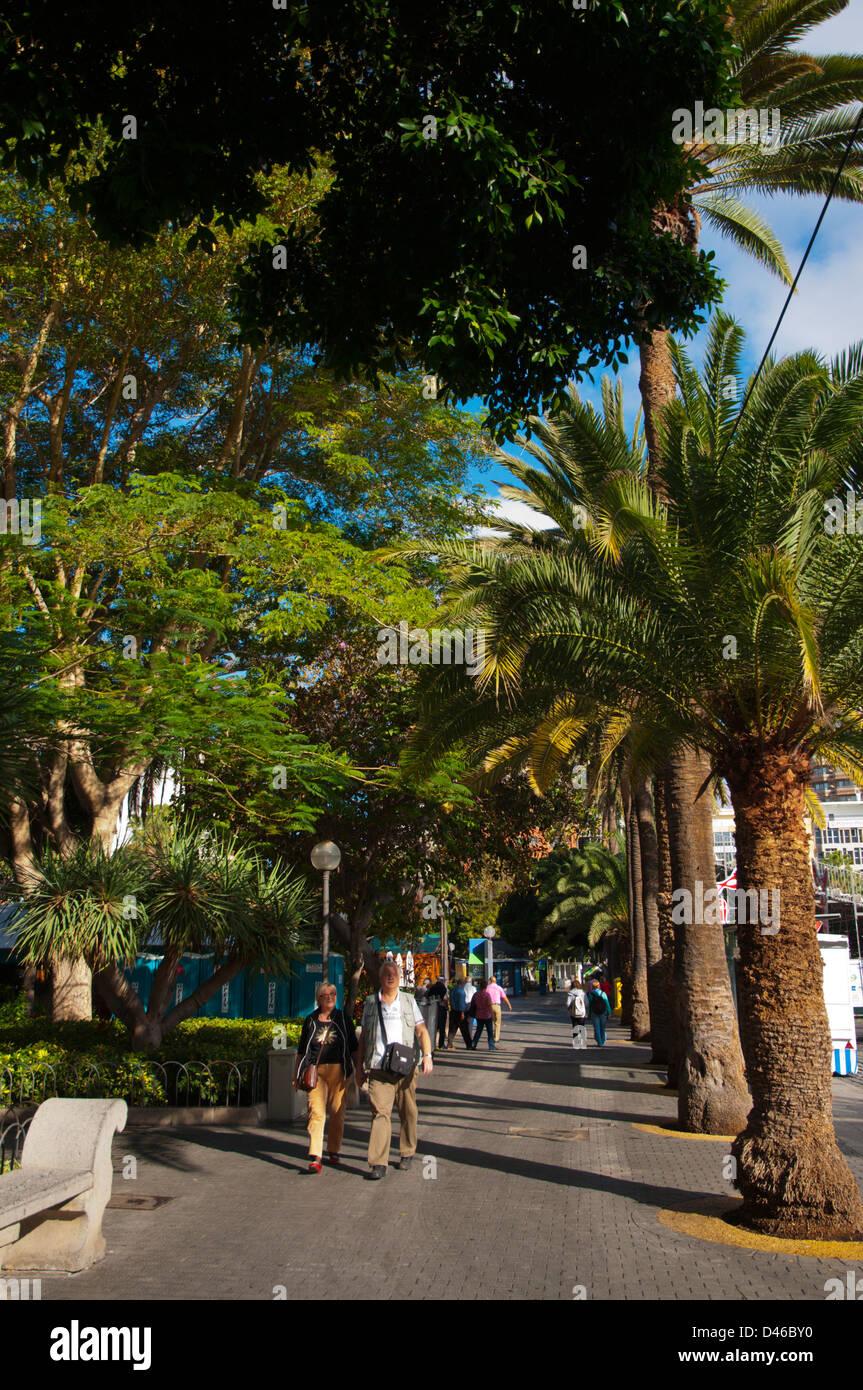 Parque santa catalina park square im genes de stock parque santa catalina park square fotos de - Isla de las palmas de gran canaria ...