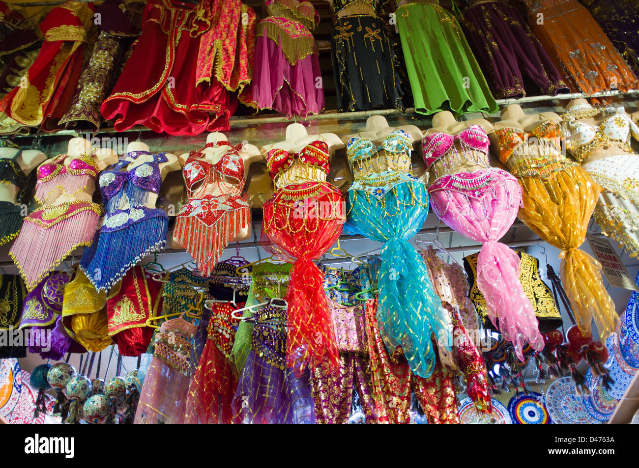 online store dd821 cf47f Vestidos de danza del vientre, el Bazar Egipcio, Estambul ...