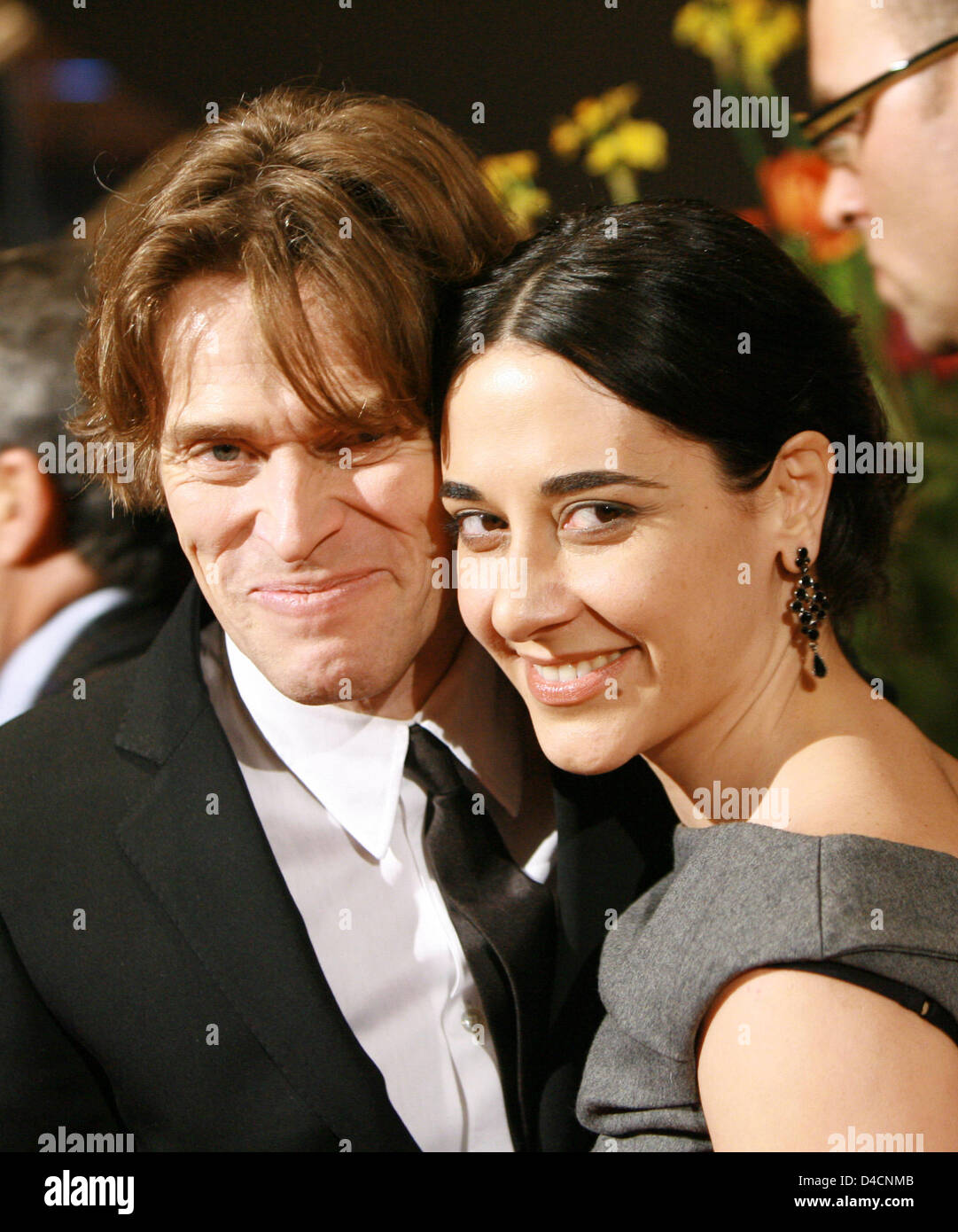 Willem Dafoe And Wife Giada Colagrande Imágenes De Stock & Willem ...