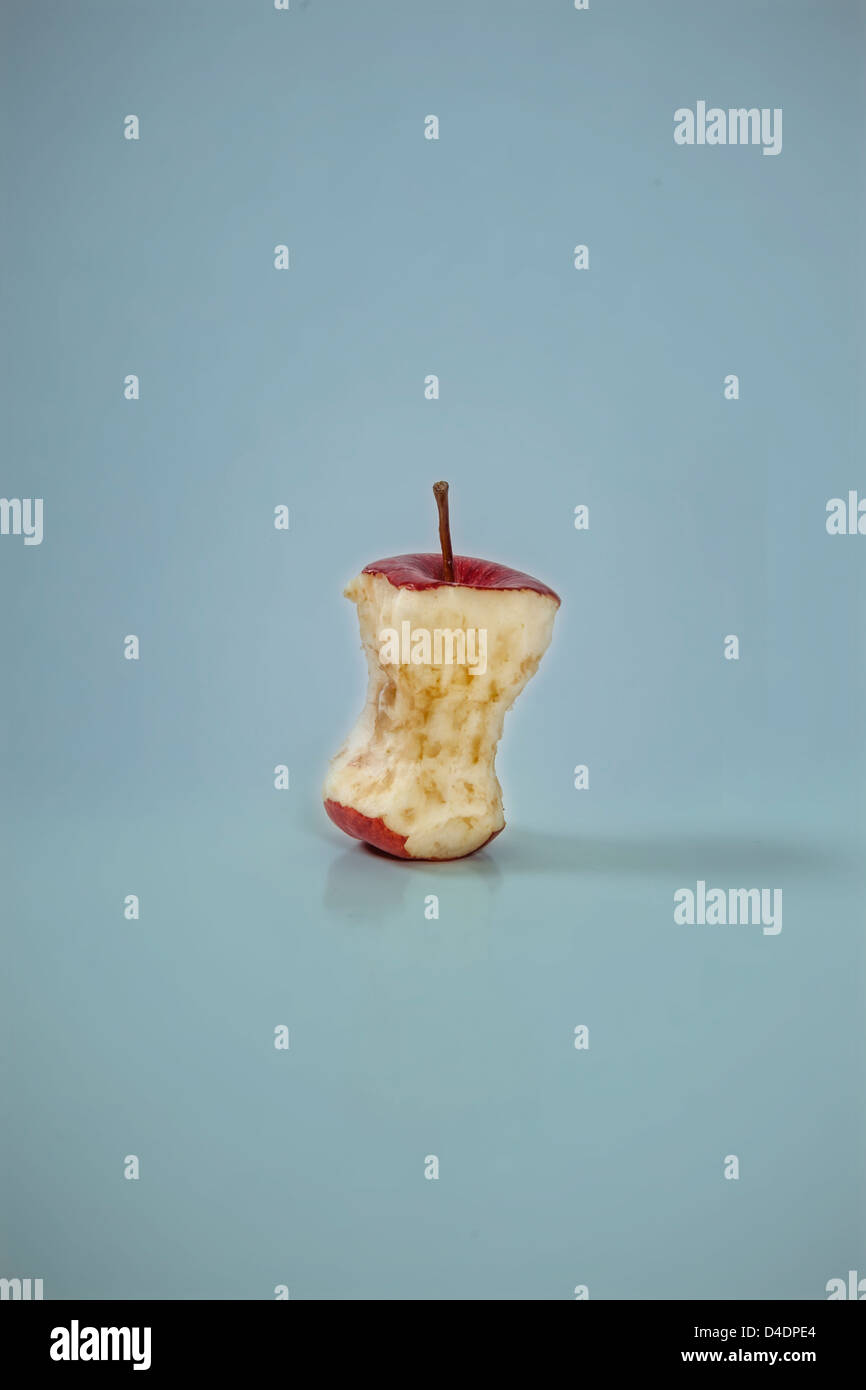 una manzana comida Imagen De Stock