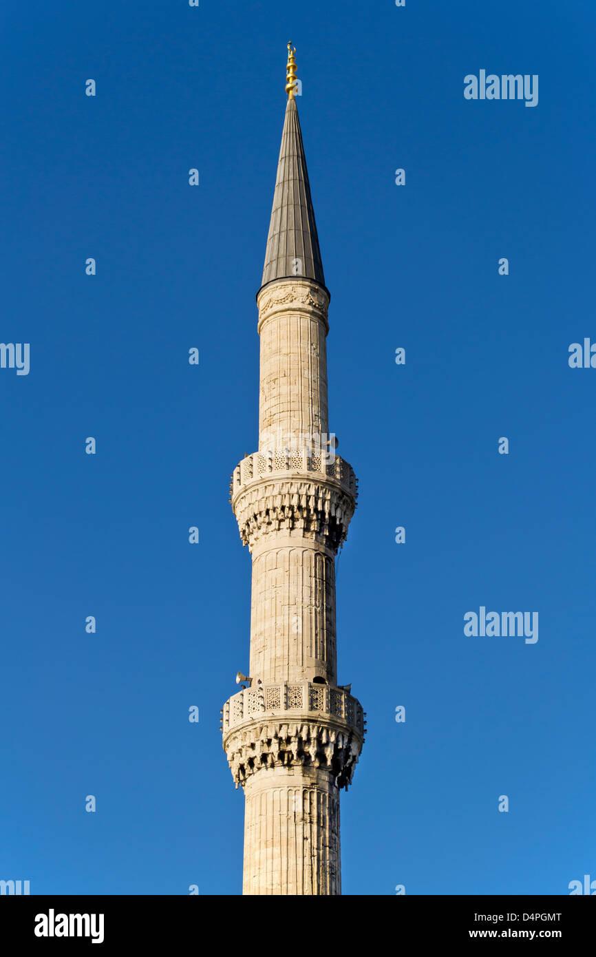 Minarete de Foto de stock