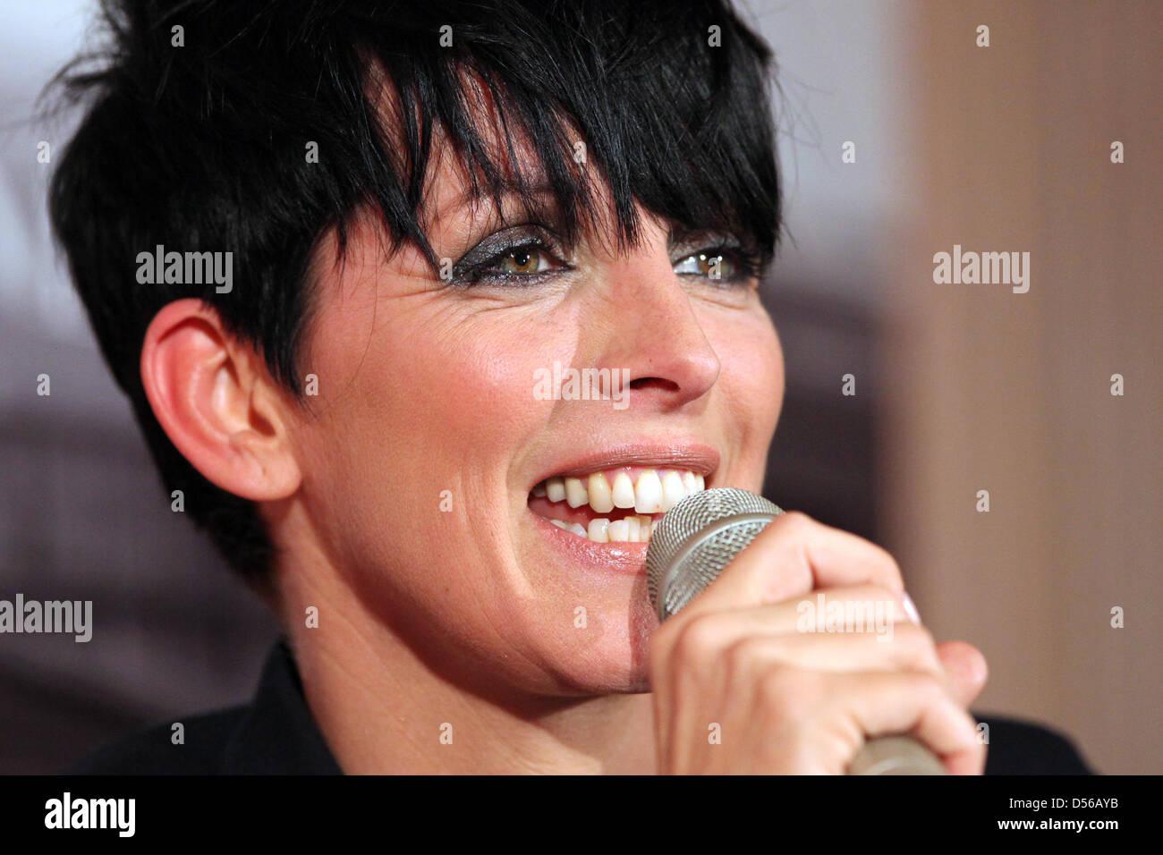 Sängerin Nena stellt Am Montag (08.11.2010) en Hamburgo ihr neues álbum   4d4964aeb1f