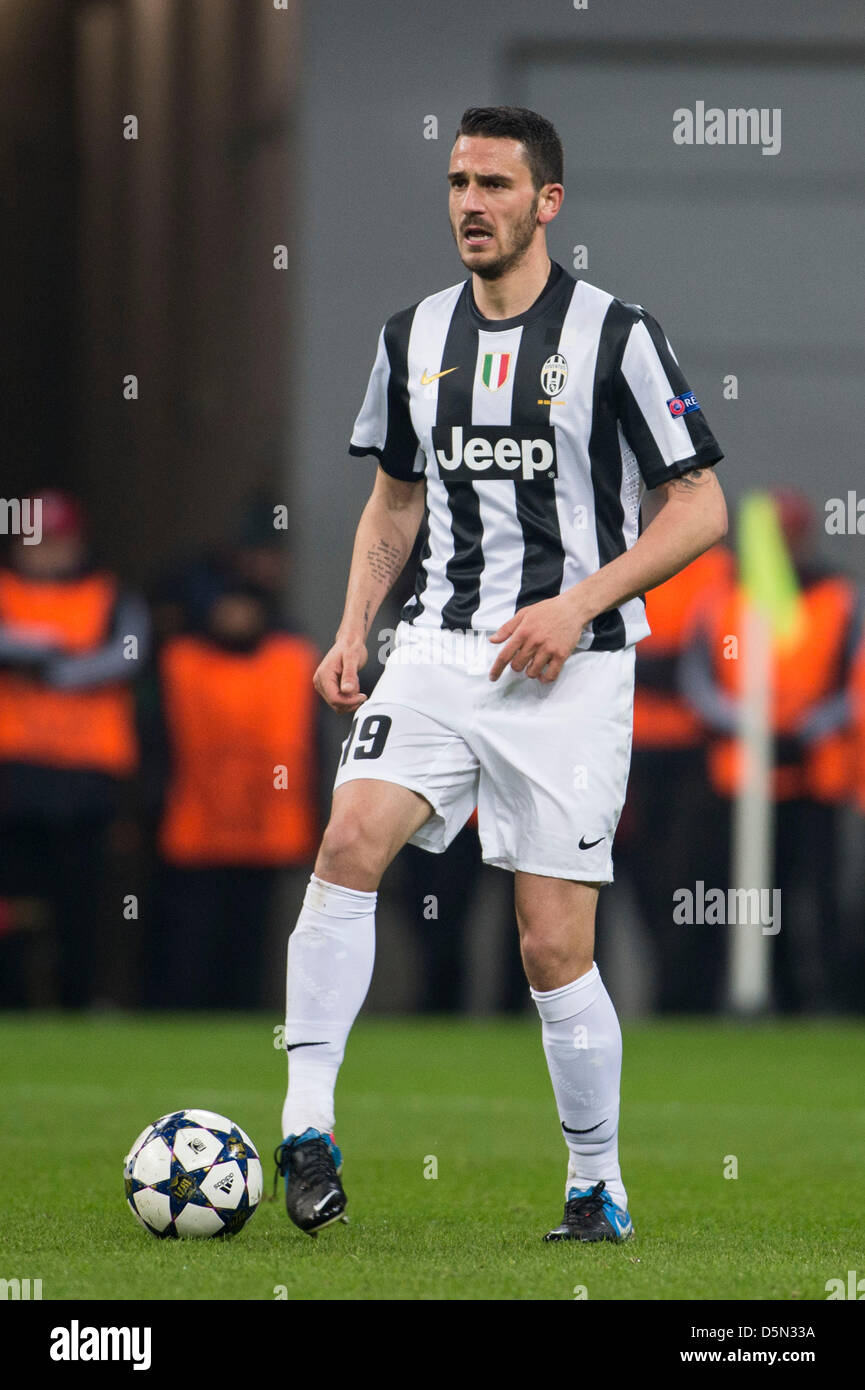 Leonardo Bonucci (Juventus), el 2 de abril, 2013 - Fútbol / Fútbol ...