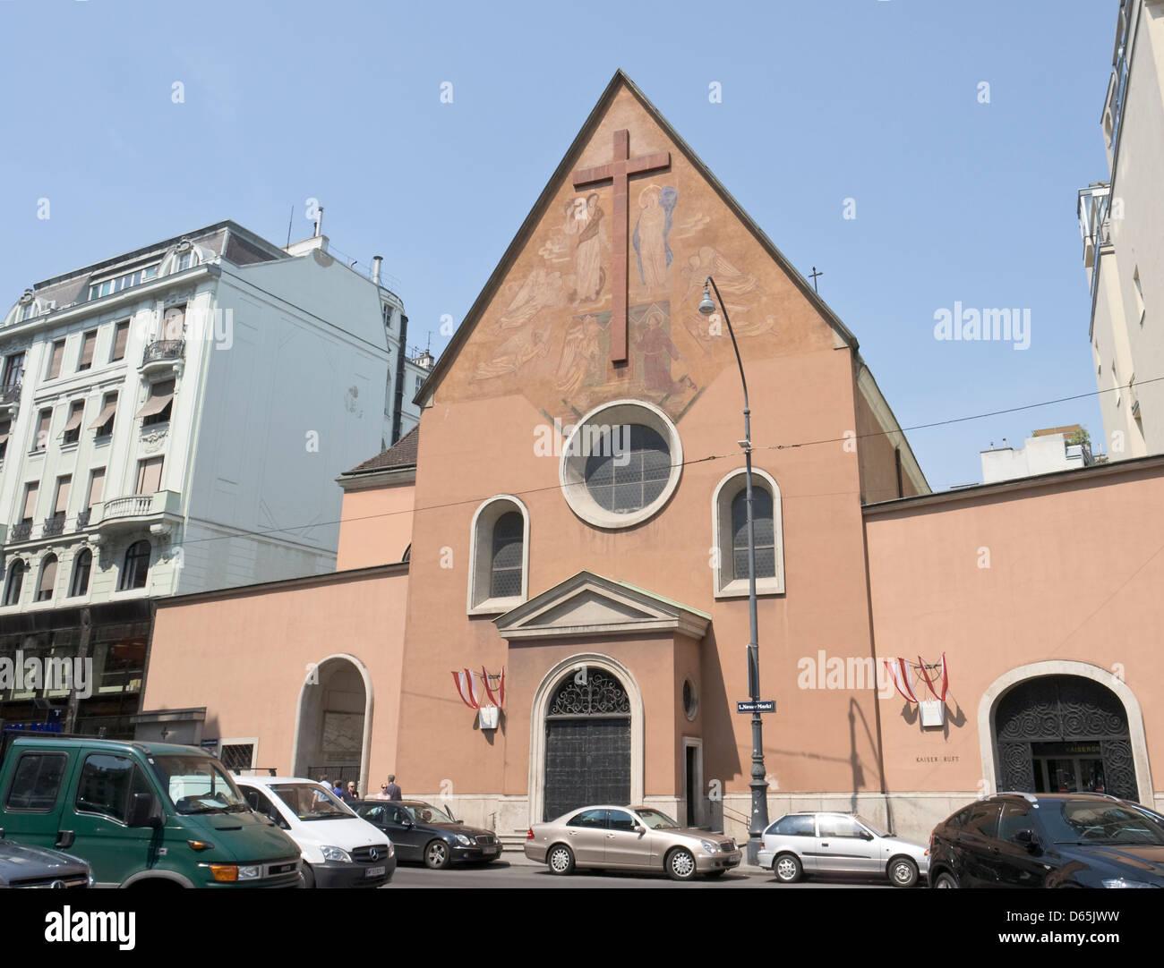 Cripta Imperial De Viena Foto Imagen De Stock 55443637 Alamy