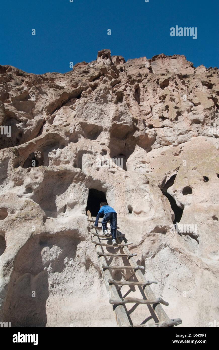 Monumento Nacional Kasha-Katuwe Carpa Rock, Nuevo México, Estados Unidos de América, América del Imagen De Stock