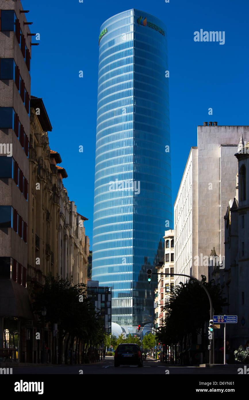 Oficinas de iberdrola en bilbao filebilbao torre for Oficina de iberdrola en barcelona