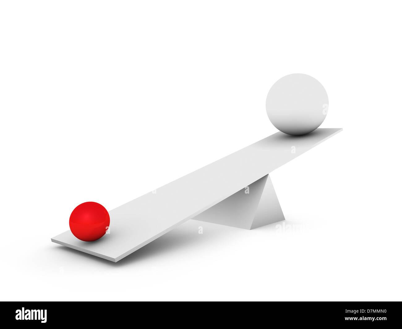 La densidad, la obra conceptual Imagen De Stock