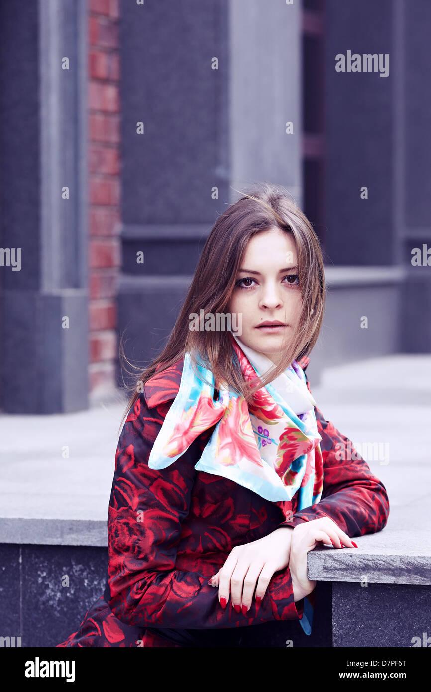 Mujer de negocios Imagen De Stock