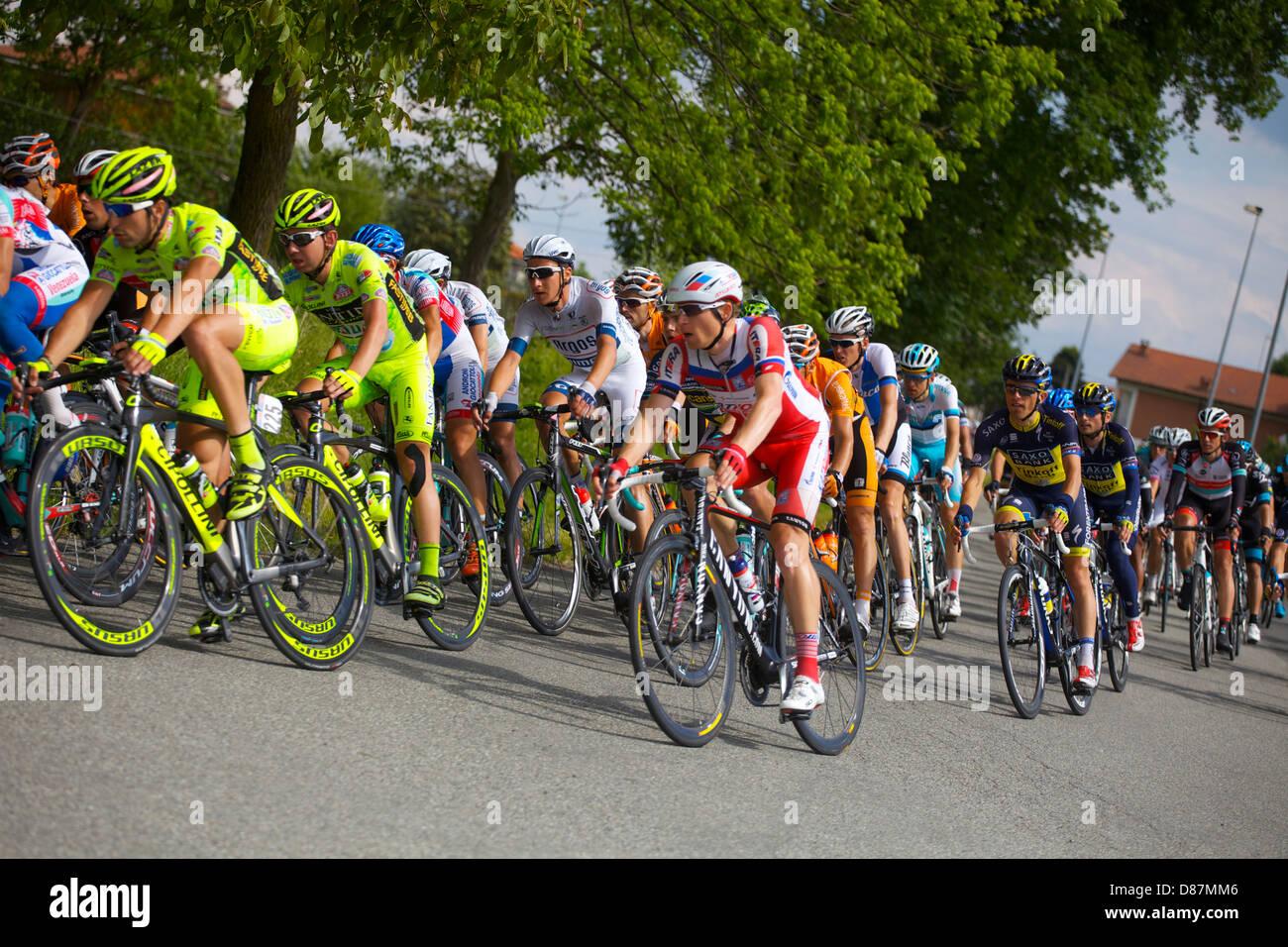 Giro d'Italia 2013 Imagen De Stock