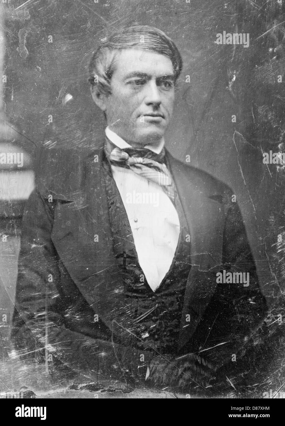 Cassius Marcellus Clay (abolicionistas). Foto de stock