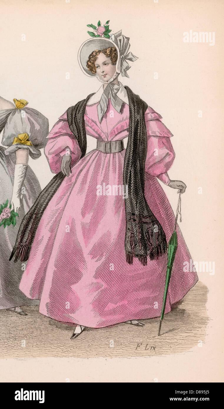 1830s Fashion Imágenes De Stock & 1830s Fashion Fotos De Stock - Alamy