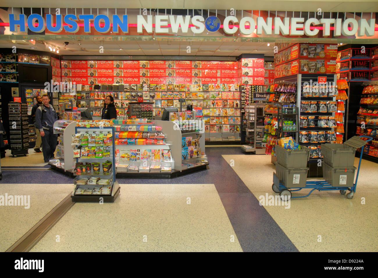 Texas Aeropuerto Intercontinental George Bush De Houston Iah