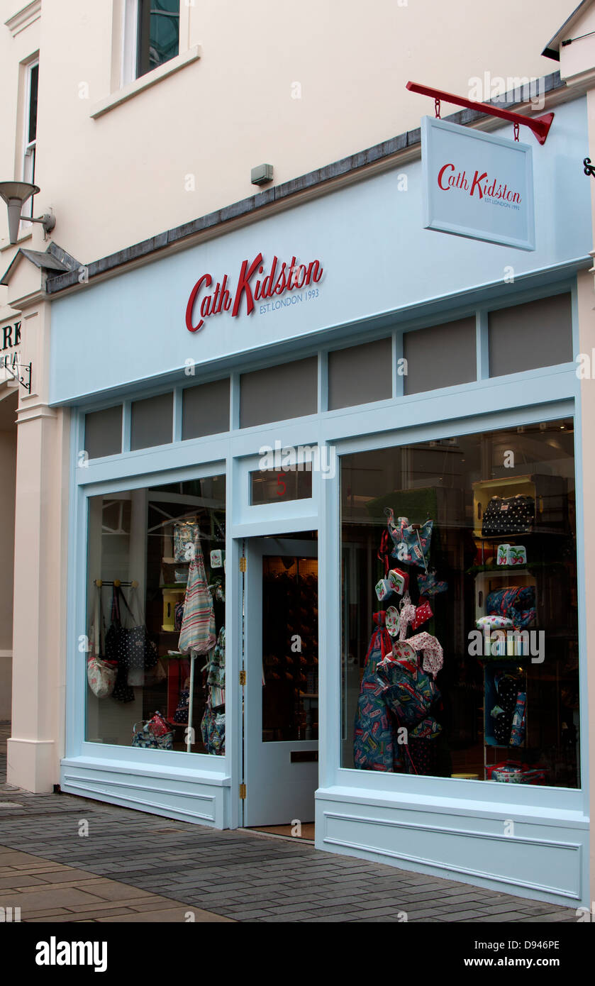 Cath Kidston shop, Leamington Spa, REINO UNIDO Imagen De Stock