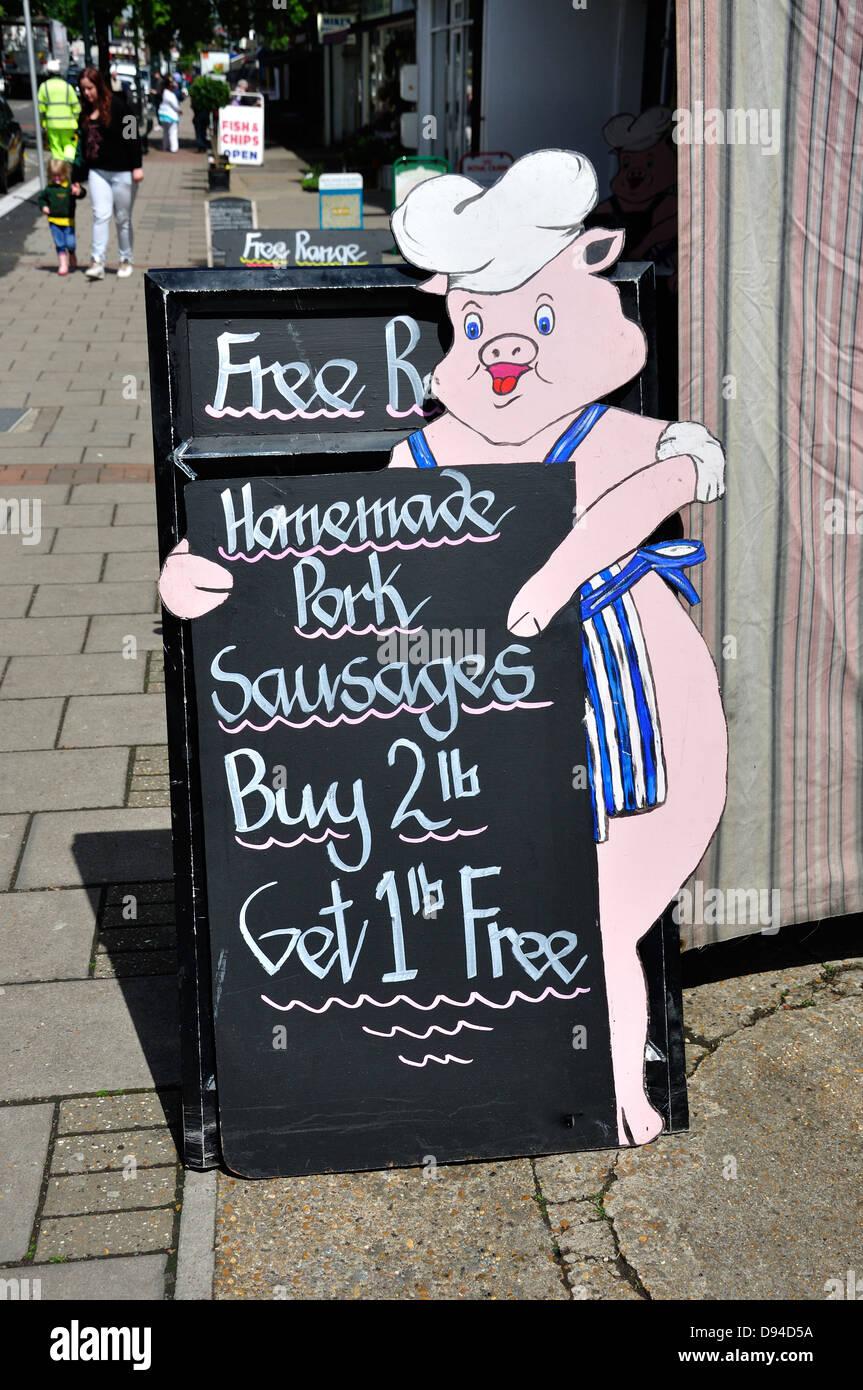 Richmond Upon Thames Shopping Imágenes De Stock & Richmond Upon ...