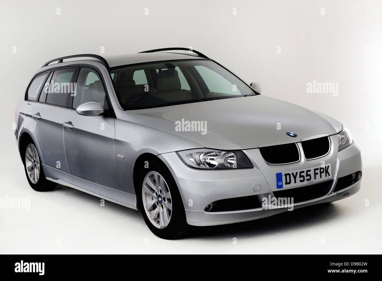 2005 BMW 320d Touring Imagen De Stock